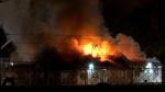 Asylum-seekers riot in Australia