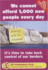 No Surrender, TUV OK!    - But UKIP on Mainland Britain