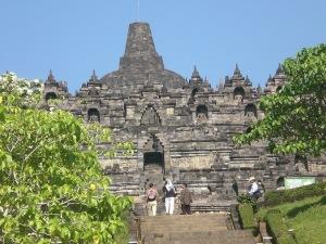 borobudur-main-entrance