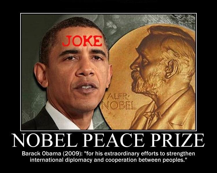Obama joke on you