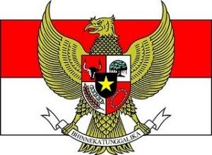 garuda pancasila (lambang negara Indonesia)