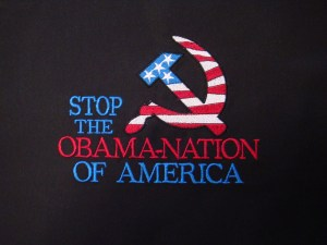 Stop The Obama-Nation of America