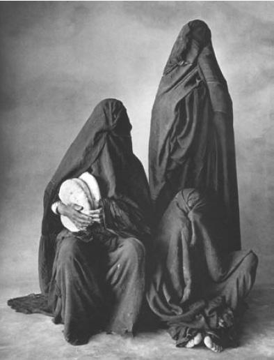 burka family