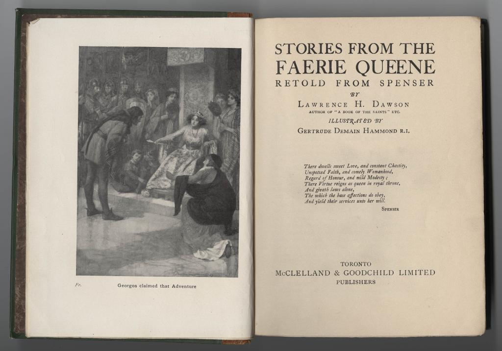 different kinds of love in the faerie queen by edmund spenser The faerie queene study guide contains a biography of edmund spenser, literature essays, a complete e-text, quiz questions, major themes, characters, and a.