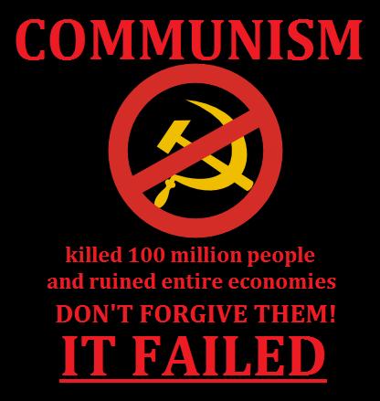 Image result for communism evil