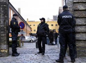 Danish terror arrests