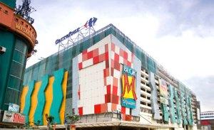 Blok  M Square's Carrefour