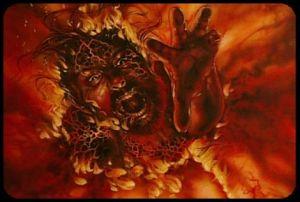 devil destroyed