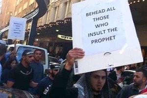 Behead-Prophet