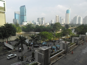 thamrin city view