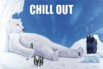 chill-out-relaxing-polar-bear-poster