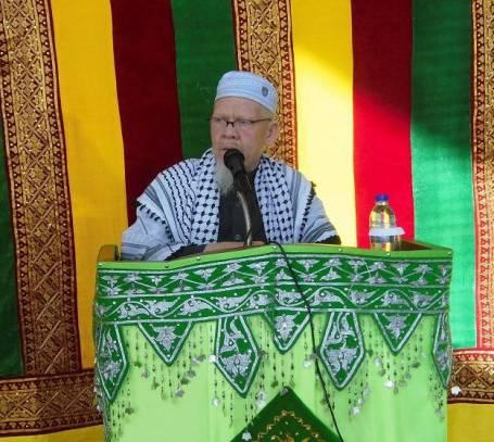 Mustafa-Ahmad-Ketua-MPU-Kabupaten-Aceh-Utara.