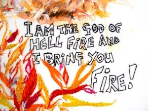 god of hellfire