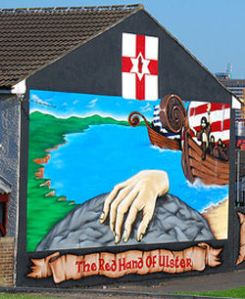 Red-hand-of-ulster-belfast-mural