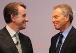 Blair receives Fenner Brockway medal