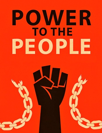 Image result for power to the people