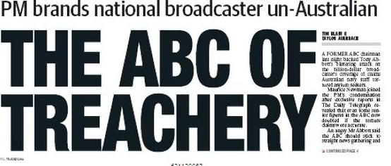 abc treachery