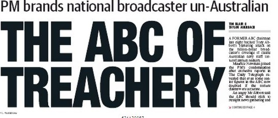abc treachery