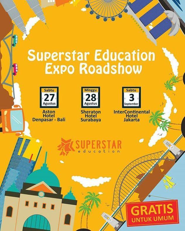Hasil gambar untuk education expo 27 august  2016