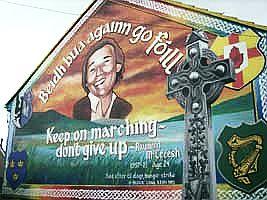 Hasil gambar untuk raymond mccreesh IRA
