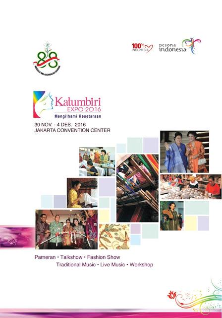 Pameran Jakarta - Katumbiri Expo 2016