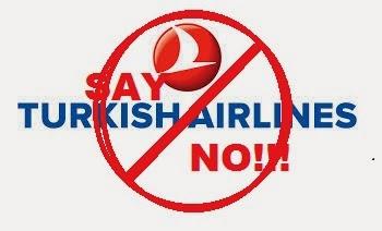 Hasil gambar untuk boycott turkish airlines