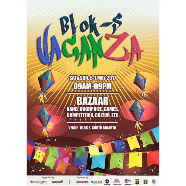 Hasil gambar untuk bazaar jakarta April 16   2017