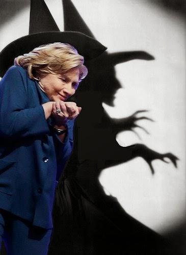 hillary-witch