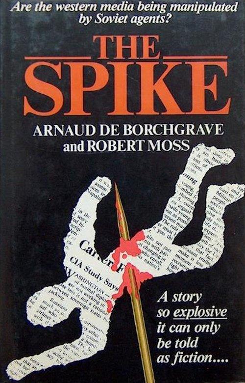 Hasil gambar untuk the spike novel spies