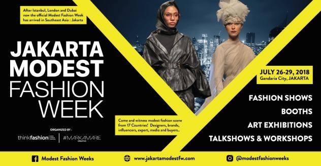 Image result for jakarta modest fashion week 2018